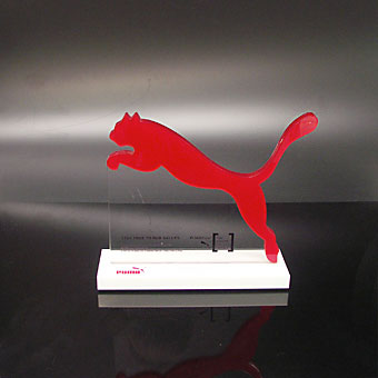 Eremit Display - Puma Award