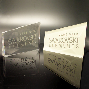 Eremit Display für Swarovski Elements