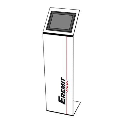 Eremit Multimedia Display Medi right