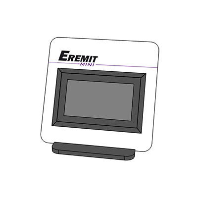 Eremit Multimedia Display Mini Front