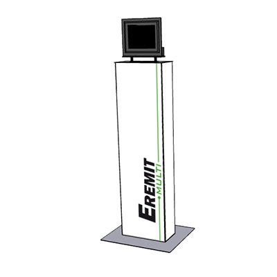 Eremit Multimedia Display Multi Front