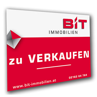 Eremit Display Schild für BIT