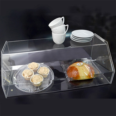 Eremit Display mobile Acrylglas-Vitrine
